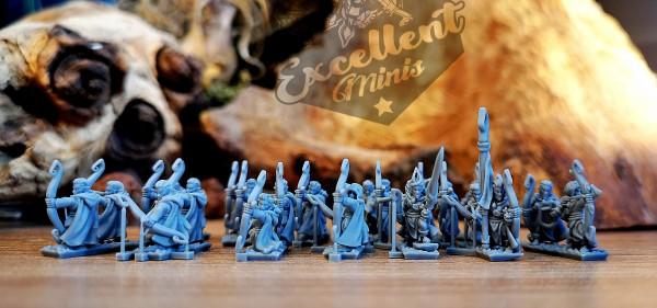 Elves of the Wood - Full Archer Regiment