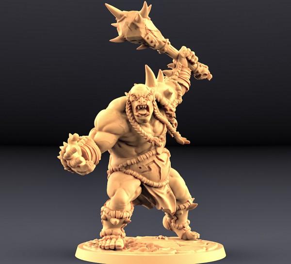Ogre Marauder - B