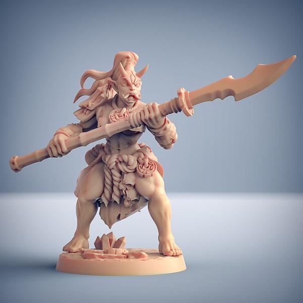 Oni Clan Gruntling - C