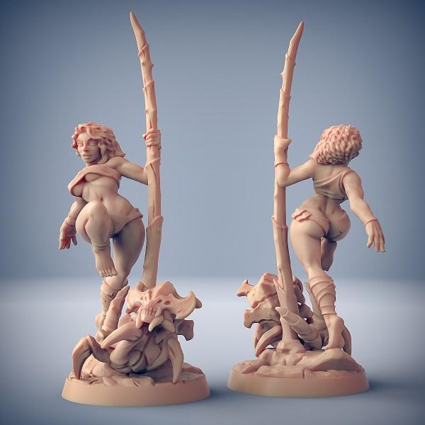 Lara (Fantasy Pin-Up)