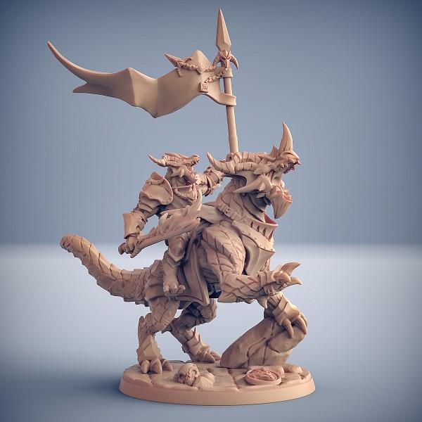 Dragonling Knight - B