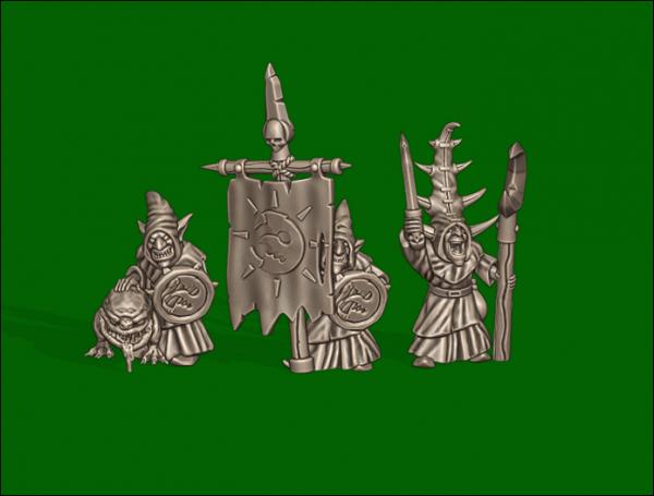 Orcs&Goblins - Individual Goblin Command