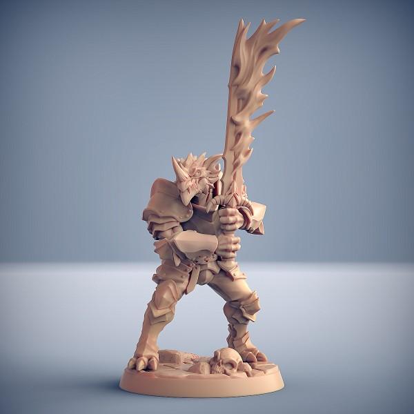 Dragonguard - B