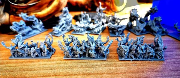 Demonic Hordes - Full Horrors Regiment 1