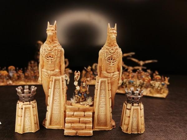 Anubis Altar