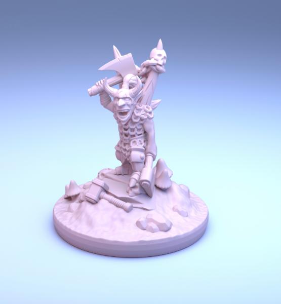 Orcs&Goblins - Goblin Warrior Hero 1