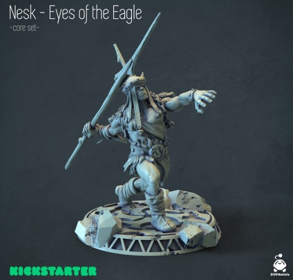 Nesk - Eyes of the Eagle