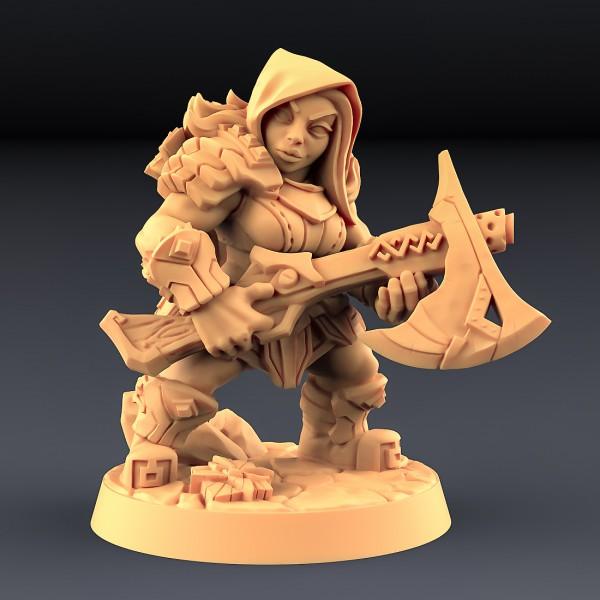 Dwarf - Oathbreaker - D