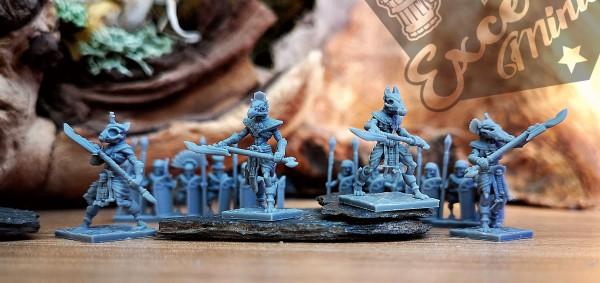 Desert Kings - Shabtis 1