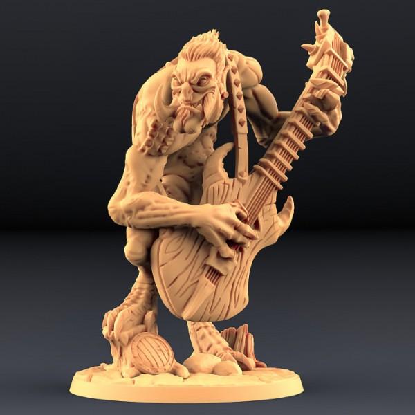 Gunlutt - The Guitarist Troll