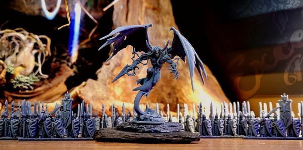Demon Prince Tialevor - Epic Beast