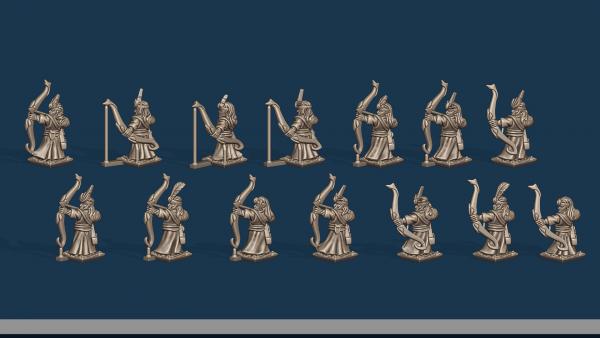 Noble Elves - Individual Archers FD
