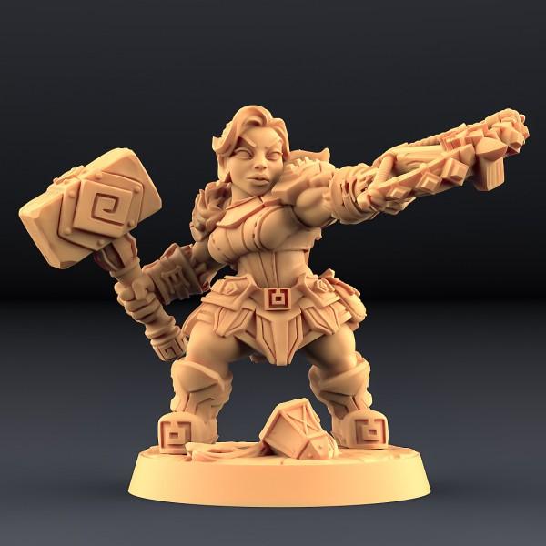 Dwarf - Oathbreaker - E