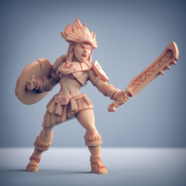 Inca Warrior - B