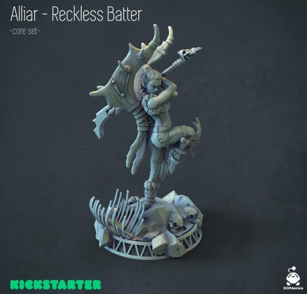 Alliar - Reckless Batter