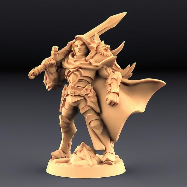 Sigfrido Dragonbane - Hero