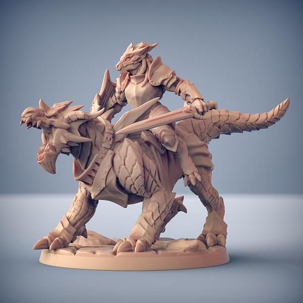 Dragonling Knight - C