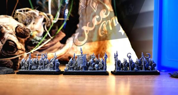 Orcs&Goblins - Full Nocturnal Goblins Regiment