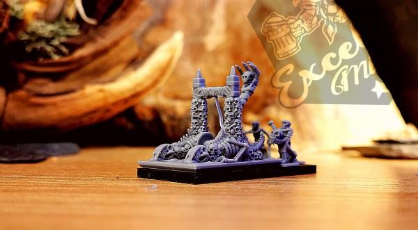 Desert Kings - Full Skull Thrower Regiment