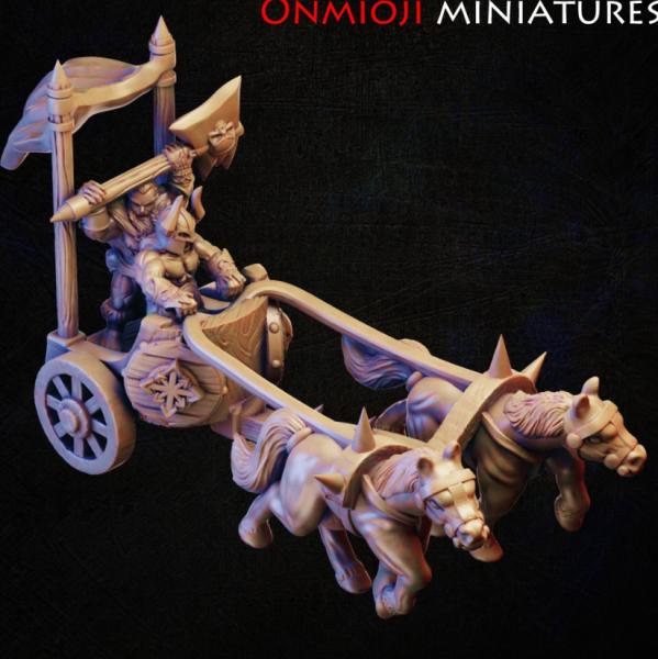 Dark Champions - Chariot of Rage 1