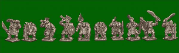 Orcs&Goblins - Individual Orc Warriors 2