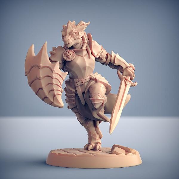 Dragonguard - F