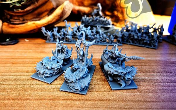 Demonic Hordes - Full Chariots of Change Regiment