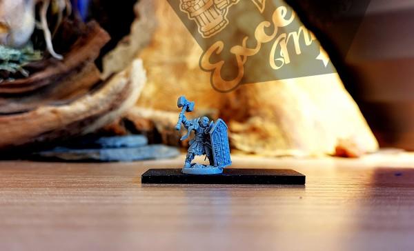 Empires of Man - Warrior Priest