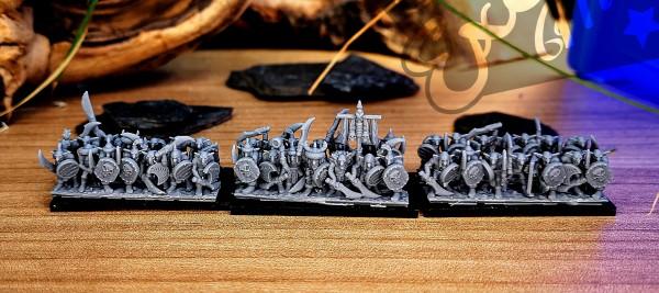 Orcs&Goblins - Full Steppe Goblins Regiment 2