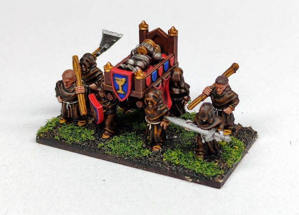 Empires of Man - Holy Reliquie