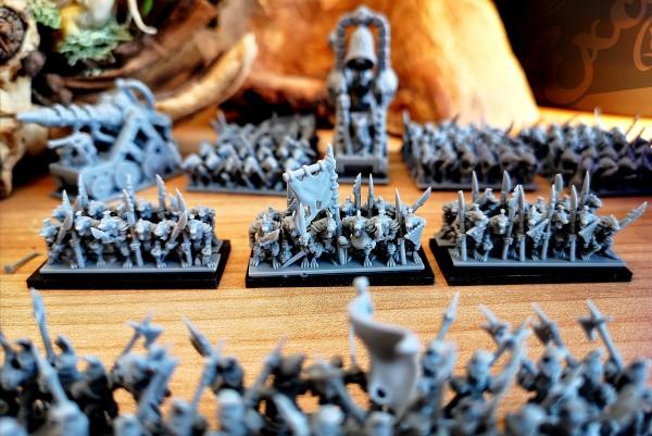 Vermin Clans - Full Storm Rats Regiment