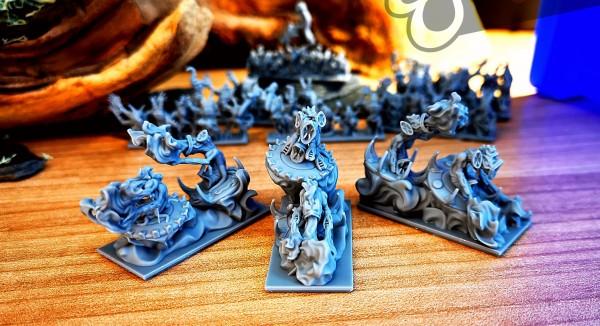 Demonic Hordes - Full Discriders of Change Regiment