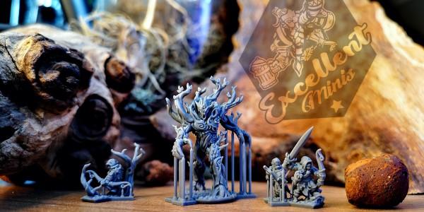 Elves of the Wood Treeman B