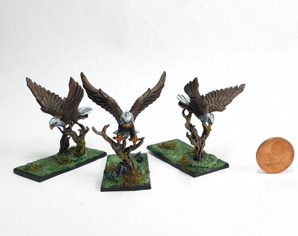 Noble Elves - Full Giant Eagle Regiment