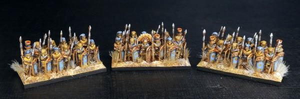 Desert Kings - Skeleton Full Regiment 1