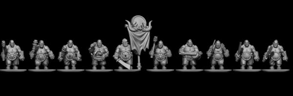 Ogre Tribes - Brutes