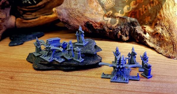 Shadow Elves - Full Bolt Thrower Regiment