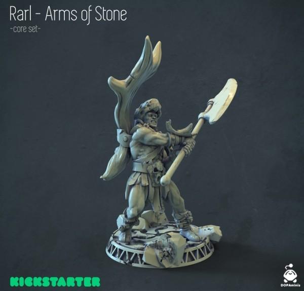 Rarl - Arms of Stone