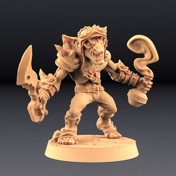 Sparksoot Goblin - A
