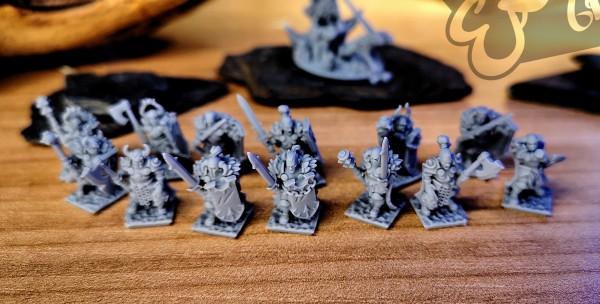 Dark Champions - Individual Desolators Warriors (Undivided)