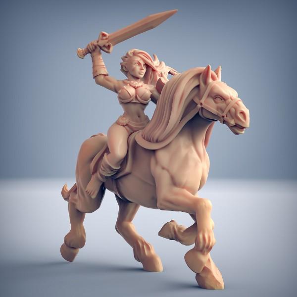 Horserider - B