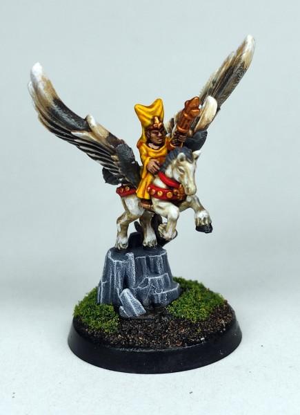 Empires of Man - Enchantress on Pegasus