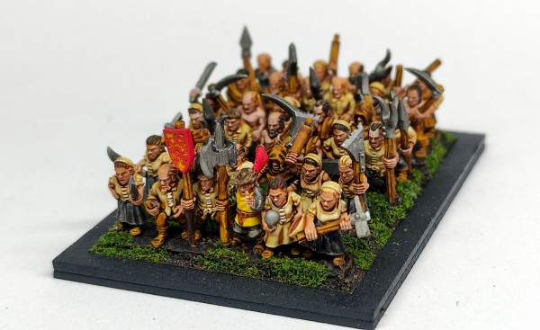 Empires of Man - Peasants Regiment-C1