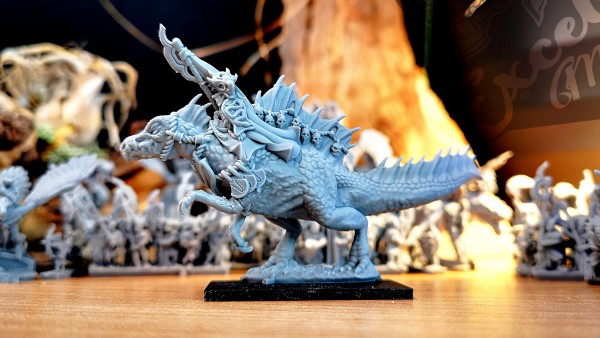 Lizard Kingdom - General on Carnivor