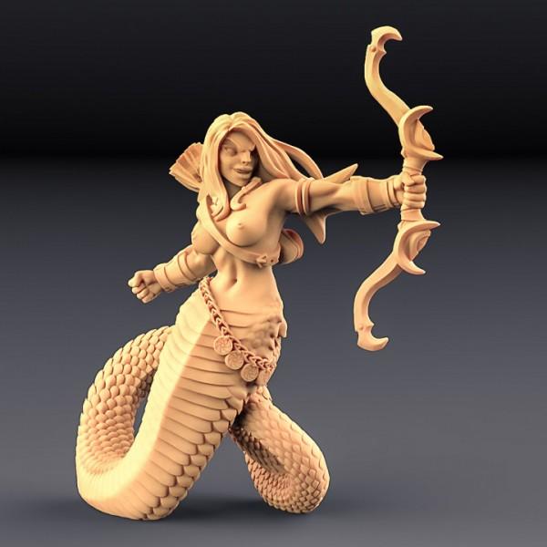 Snakewoman Archer - B