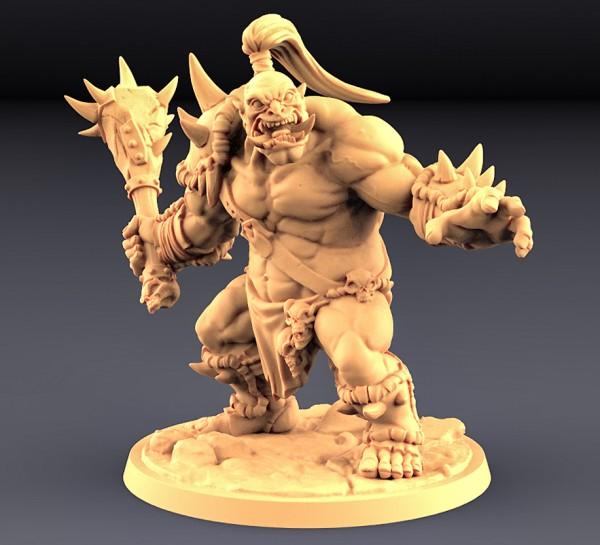 Ogre Marauder - A