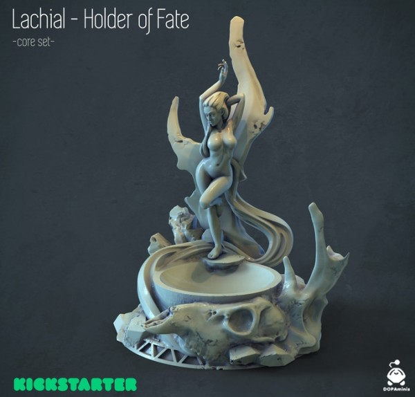 Lachial - Holder of Fate