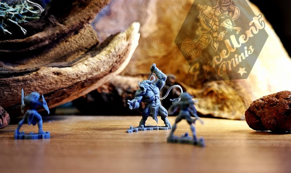 Minotaur Slaver