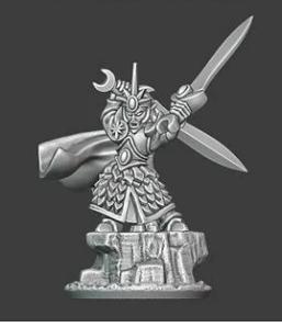 Noble Elves - Swordmaster Hero