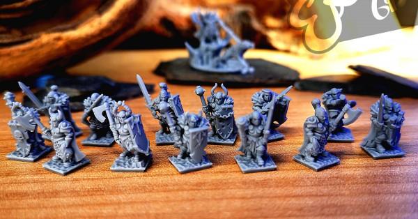 Dark Champions - Individual Desolaters Warriors (Undivided)